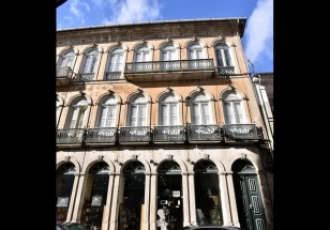 Edificio no centro historico de Lamego
